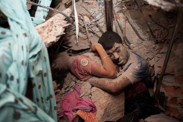 10 bức ảnh ấn tượng 2013: Đau thương và hoang tàn ảnh 3