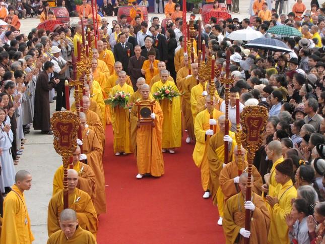 Phật giáo luôn ở trong lòng dân tộc ảnh 1