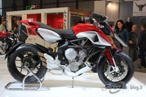 Chiêm ngưỡng motor đẹp nhất EICMA 2012 ảnh 1