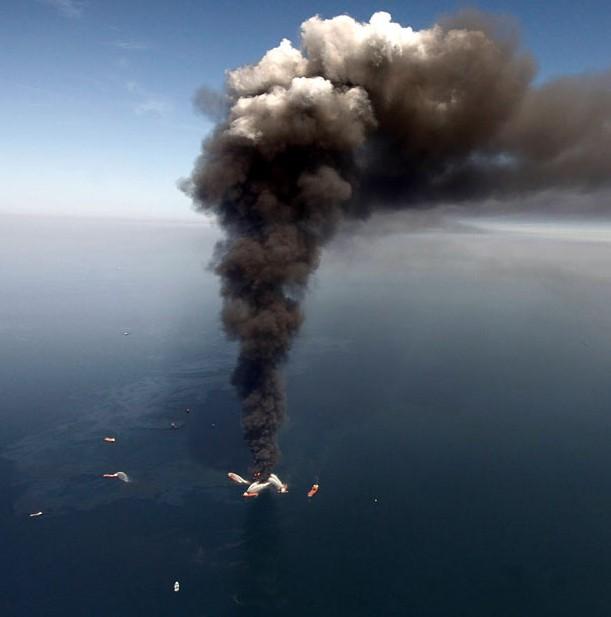 Những thảm họa năm 2010 qua ảnh ảnh 10