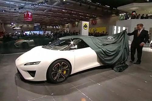 Triển lãm Paris để lại ấn tượng với những mẫu xe gắn mác Jaguar và Lotus