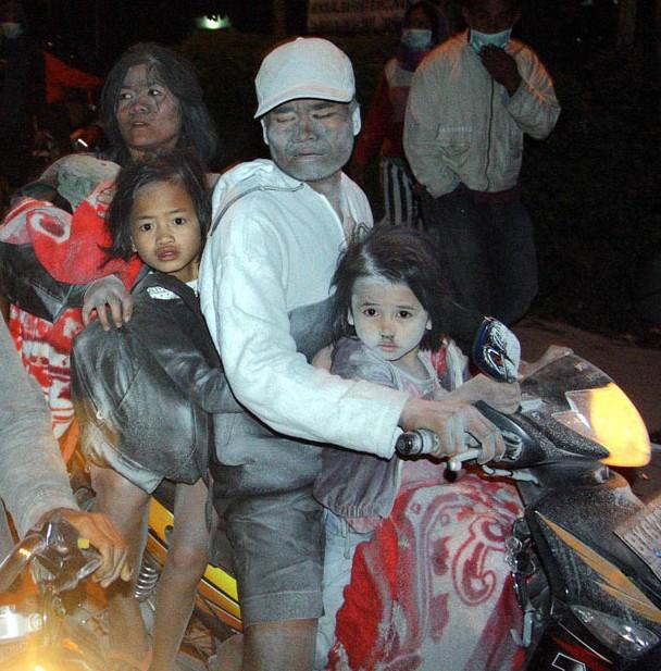 Những thảm họa năm 2010 qua ảnh ảnh 8