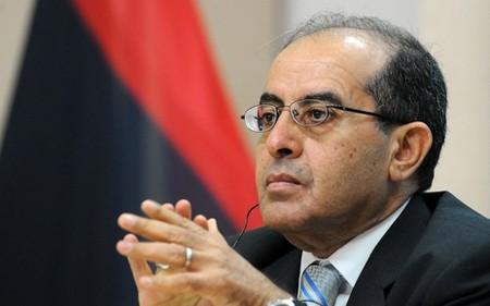Thủ tướng lâm thời Libya Jibril (pressTV)