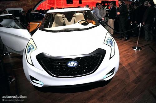 Hyundai Curb Concept – Khái niệm mới cho crossover ảnh 16