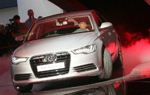 Audi giới thiệu mẫu A6 Hybrid mới
