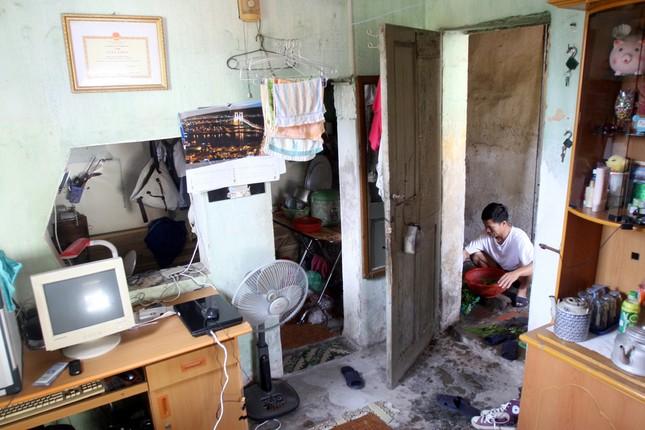 Ngôi nhà của ông Phạm Hữu Nam