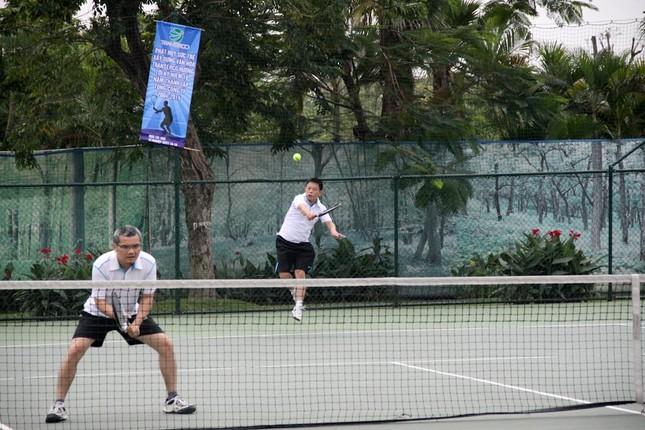 Sôi động giải tennis Transerco lần thứ III ảnh 15