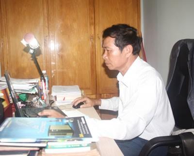 Kỹ sư Phan Đình Phương..