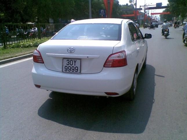 Chiếc Toyota Vios