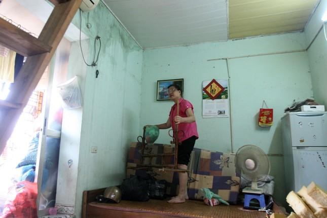 Ngôi nhà của bà Phạm Thị Phận