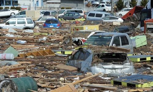 Ngành công nghiệp ôtô gián đoạn vì động đất Nhật Bản ảnh 2