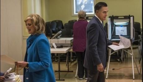 Ứng viên Romney