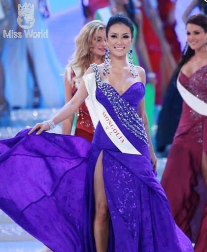 Ngắm các thí sinh tại đêm Chung kết Miss World 2010 - Phần 2 ảnh 13