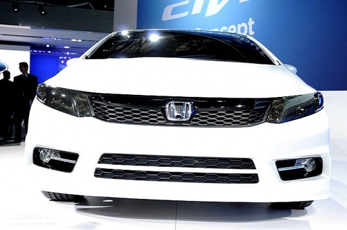 Honda Civic Concept - đổi mới toàn diện ảnh 12