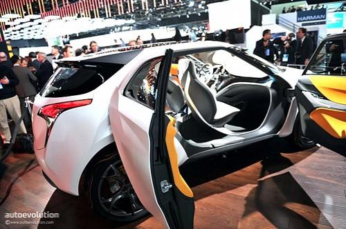 Hyundai Curb Concept – Khái niệm mới cho crossover ảnh 14