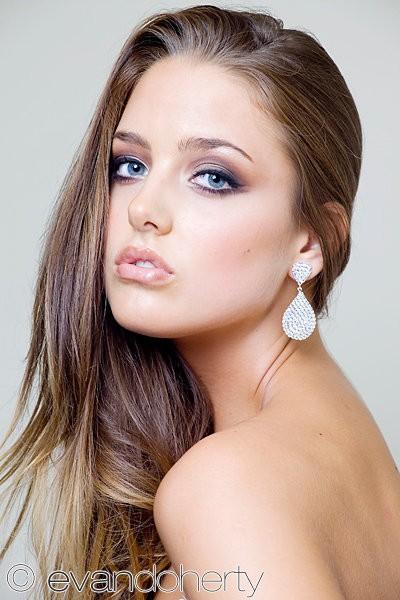 Năm người đẹp nhất Miss World 2010 ảnh 8