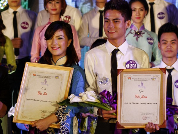 Nguyễn Mạnh Hiếu – Nguyễn Thúy Hà xếp vị trí thứ Ba