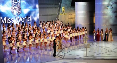 Hình ảnh trước đêm Chung kết Hoa hậu Thế giới ảnh 4