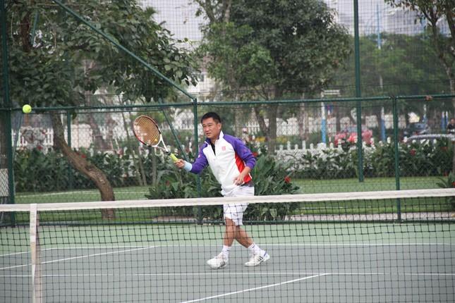 Sôi động giải tennis Transerco lần thứ III ảnh 7