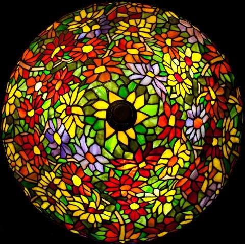 Tiffany – đèn của giới thượng lưu ảnh 4