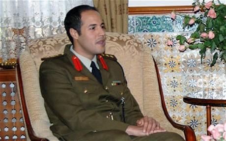 Con trai thứ hai của ông Gaddafi- ông Khamis Gaddafi đã thiệt mạng. Ảnh: ABACAPRESS.COM