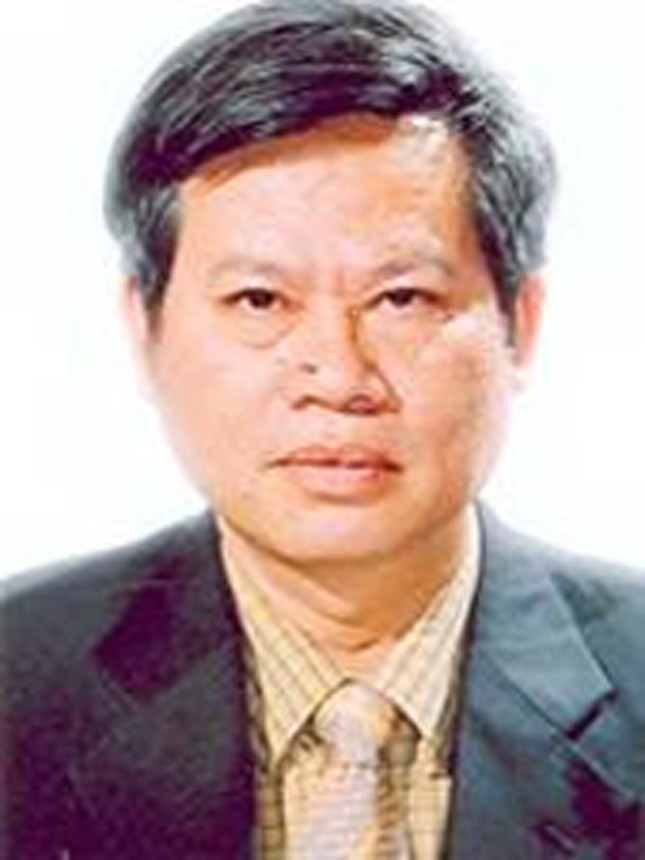 GS.TS Nguyễn Xuân Kính