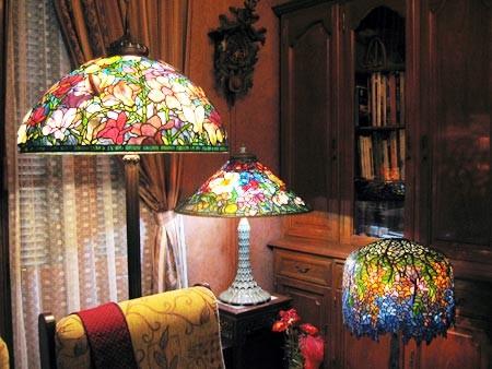 Tiffany – đèn của giới thượng lưu ảnh 9