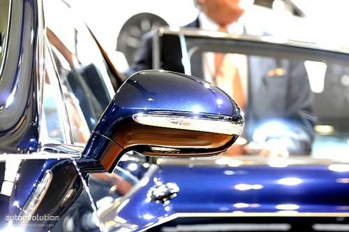 """Bentley mang """"hàng hiệu"""" tới triển lãm Detroit ảnh 4"""