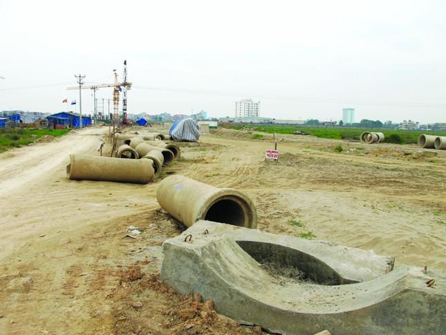 Dự án đường nối Lê Đức Thọ - khu đô thị mới Xuân Phương được tính sai lệch 400 tỷ đồng