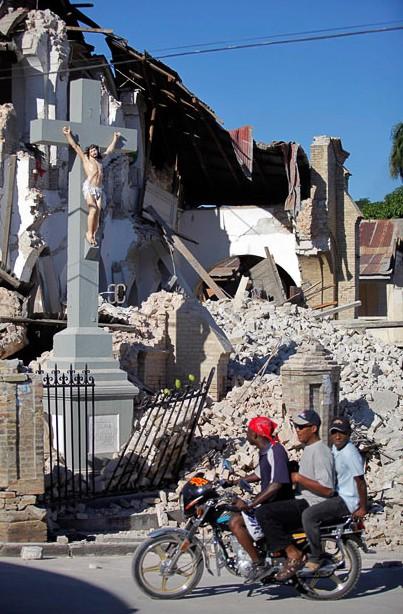 Những thảm họa năm 2010 qua ảnh ảnh 2