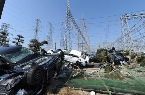 Ngành công nghiệp ôtô gián đoạn vì động đất Nhật Bản ảnh 3