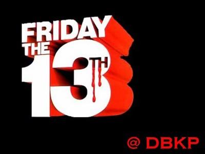 Nhiều người cho rằng thứ Sáu ngày 13 là xui xẻo