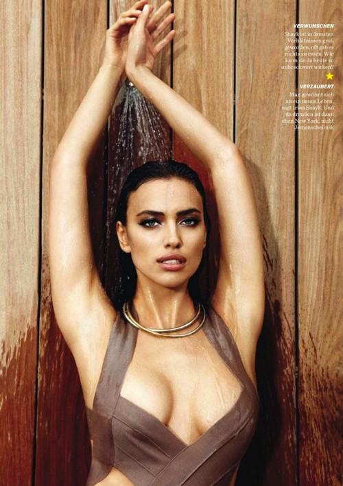 Irina Shayk 'nổi lửa' trên tạp chí dành cho đàn ông ảnh 3