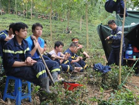 Lực lượng cứu hộ