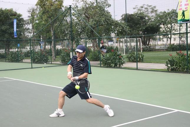 Sôi động giải tennis Transerco lần thứ III ảnh 6