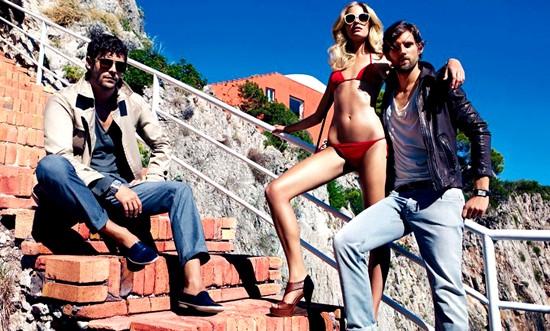 Thời trang cho kỳ nghỉ nóng bỏng ảnh 1