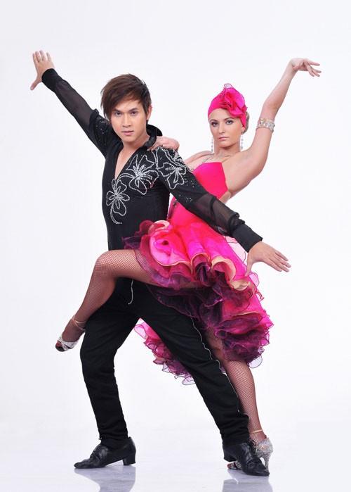 Sao Bước nhảy Hoàn vũ 2011 khoe dáng đẹp ảnh 6
