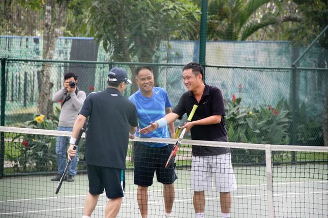 Sôi động giải tennis Transerco lần thứ III ảnh 9