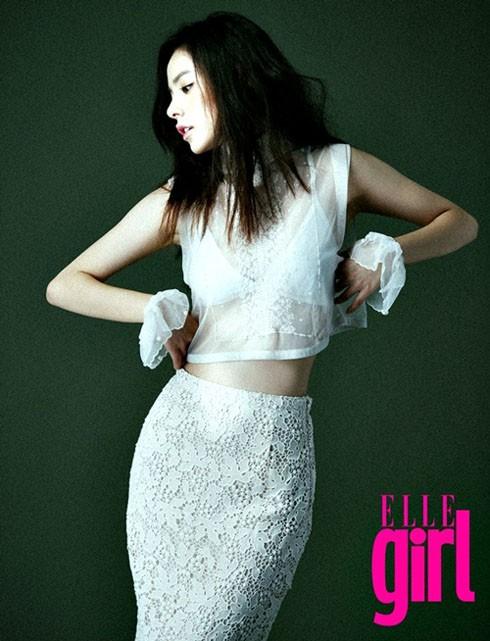 Min Hyo Rin quyến rũ trên BAZZAR ảnh 6