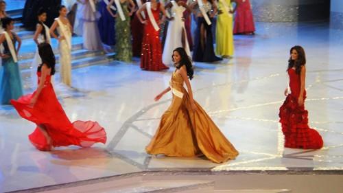 Hình ảnh trước đêm Chung kết Hoa hậu Thế giới ảnh 7