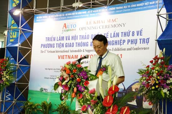 Chính thức khai mạc triển lãm Auto Expo 2011 ảnh 3