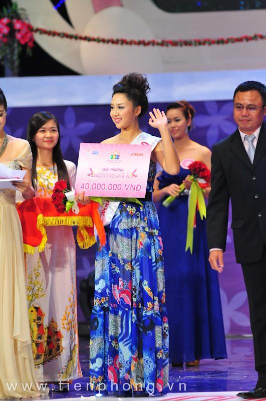 Miss Teen 2010 xướng tên Diễm Trang ảnh 6