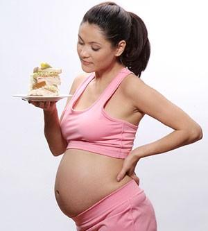 Một số triệu chứng không nên lơ là khi mang thai ảnh 2