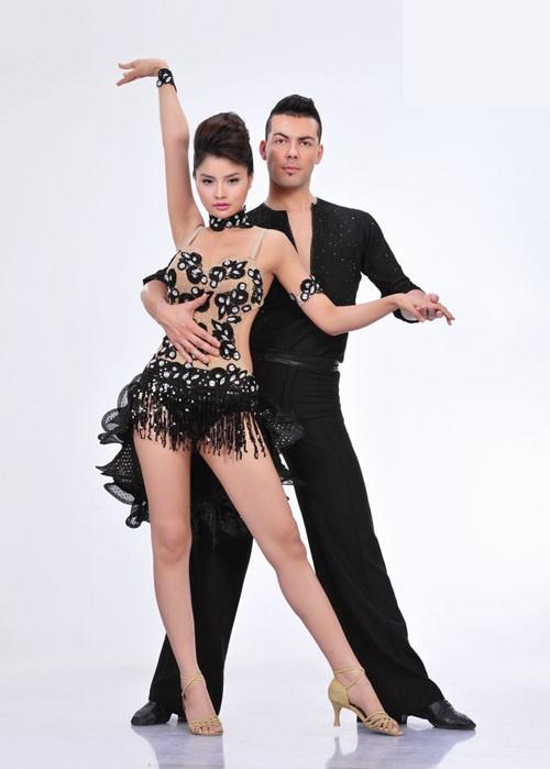 Sao Bước nhảy Hoàn vũ 2011 khoe dáng đẹp ảnh 2