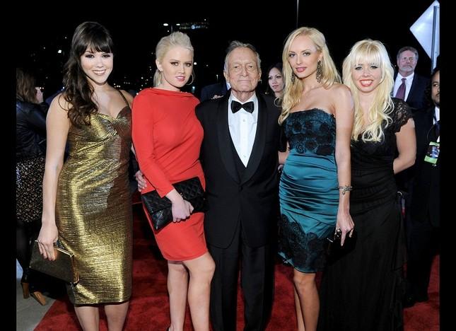 'Ông Trùm' Playboy qua đêm với hơn 1000 phụ nữ ảnh 3