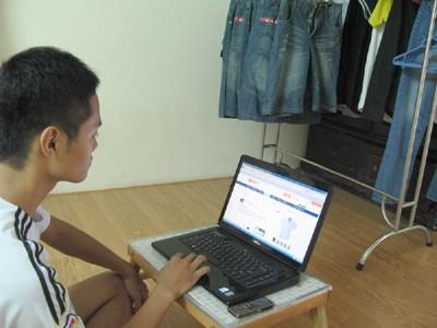 Hoàng Lâm vẫn tin rằng shop online sẽ thành công