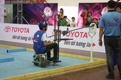 Xác định 32 đội dự chung kết Robocon 2012 ảnh 4