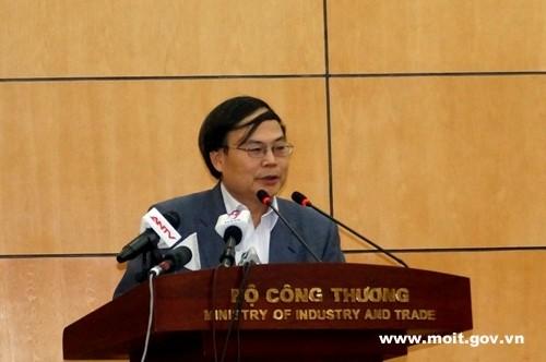 Ông Nguyễn Xuân Chiến, Vụ phó Vụ Thị trường trong nước, Bộ Công thương