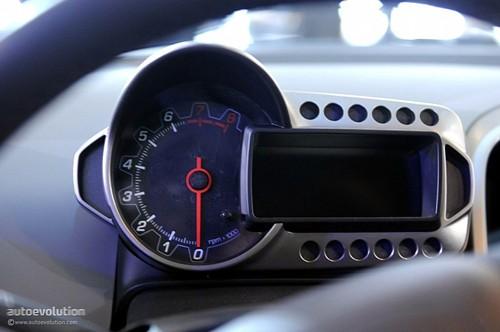 Chevrolet Sonic - đối thủ của Ford Fiesta lộ diện ảnh 14