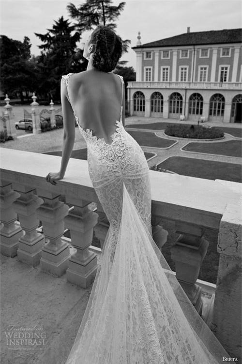 Váy cưới dành riêng cho cô dâu nóng bỏng ảnh 6